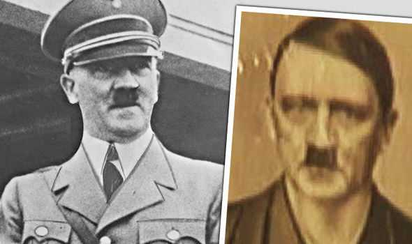 The Weirdest Picture of Evil Adolf Hitler You Will Never See