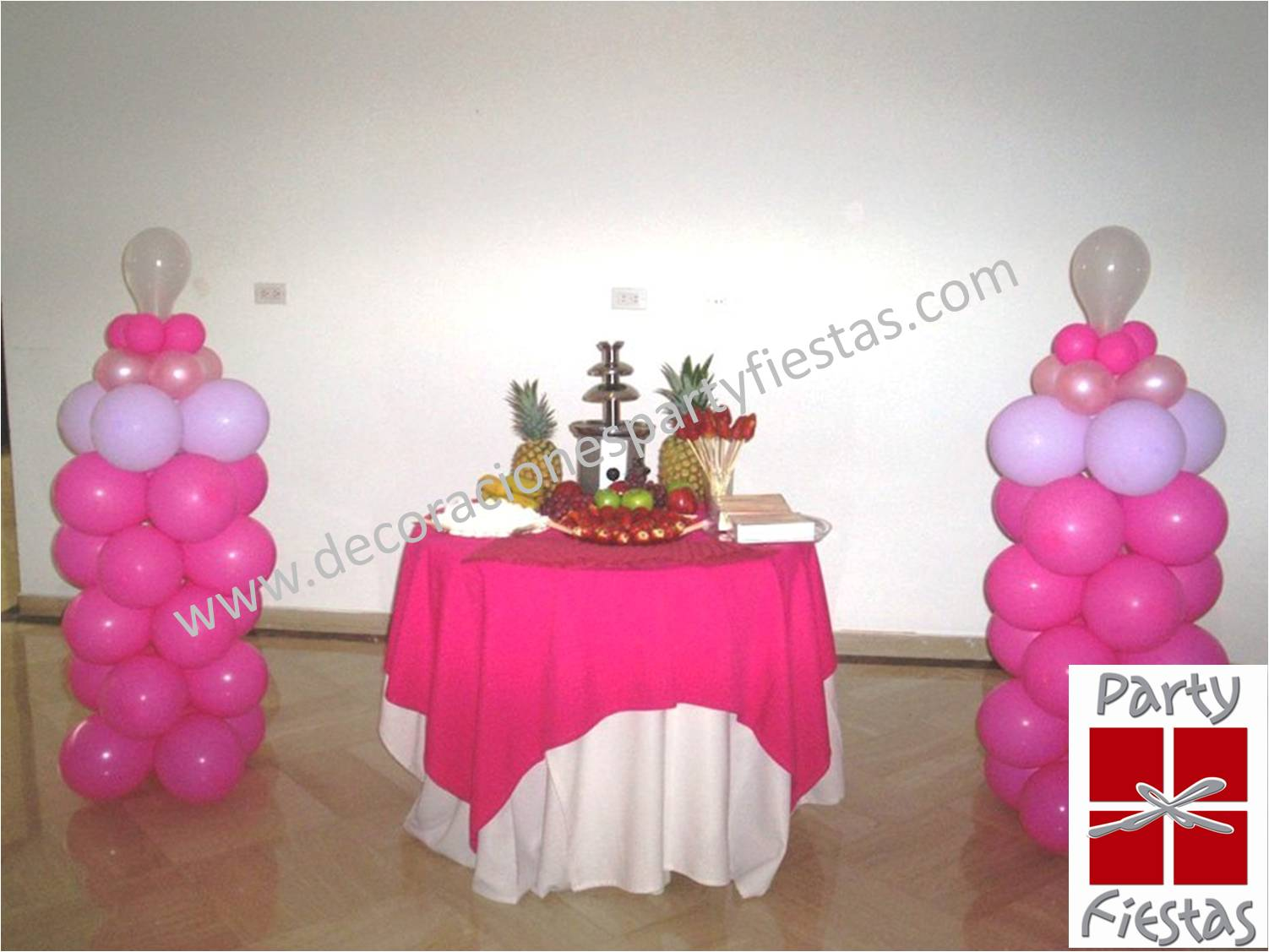 Arreglos para baby shower de nina choice image baby - Baby shower decoracion ...