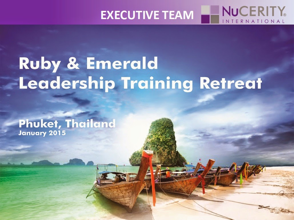 RUBY AND EMERALD LEADERSHIP TRAINING