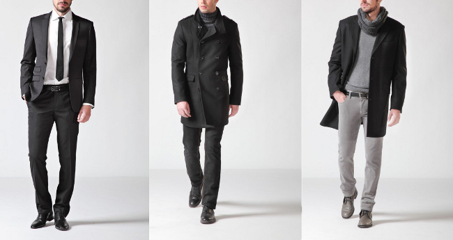 Men's fashion F/W 2012 Forecast
