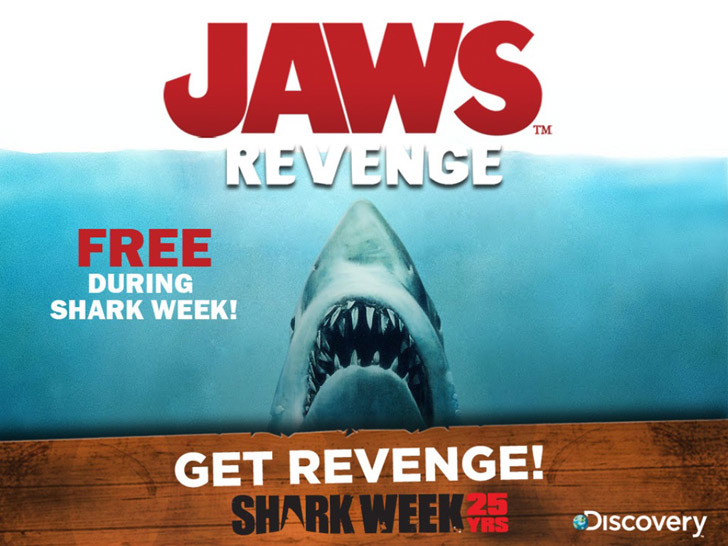 Jaws Revenge Free App Game By Fuse Powered Inc