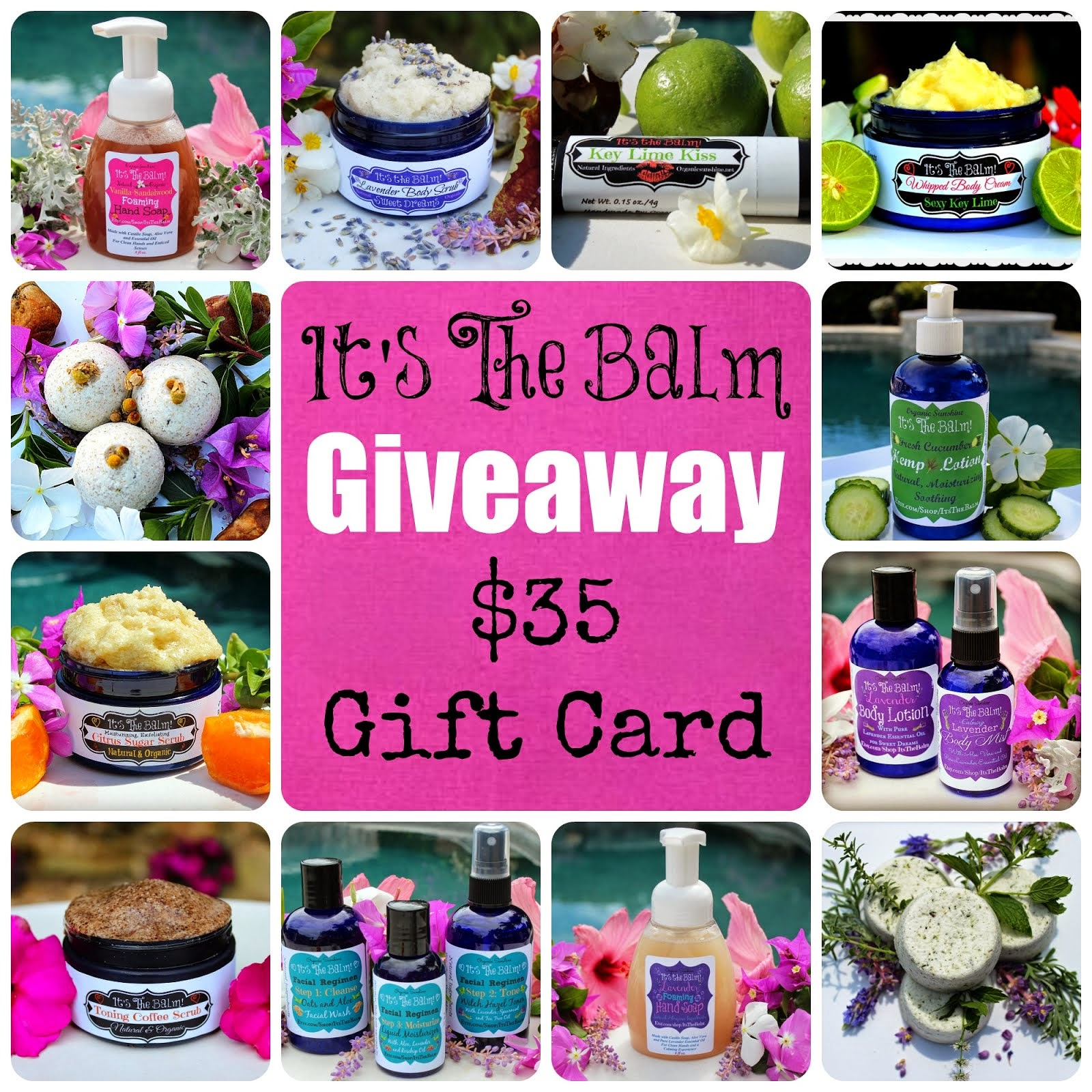 Giveaway WW Ends 1/31