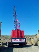 GRÚA LINK-BELT LS-108 B