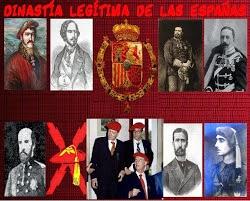 La Corona de la Dinastía Carlista