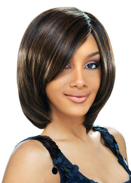 Short Bob Weave Hairstyles for Black Women
