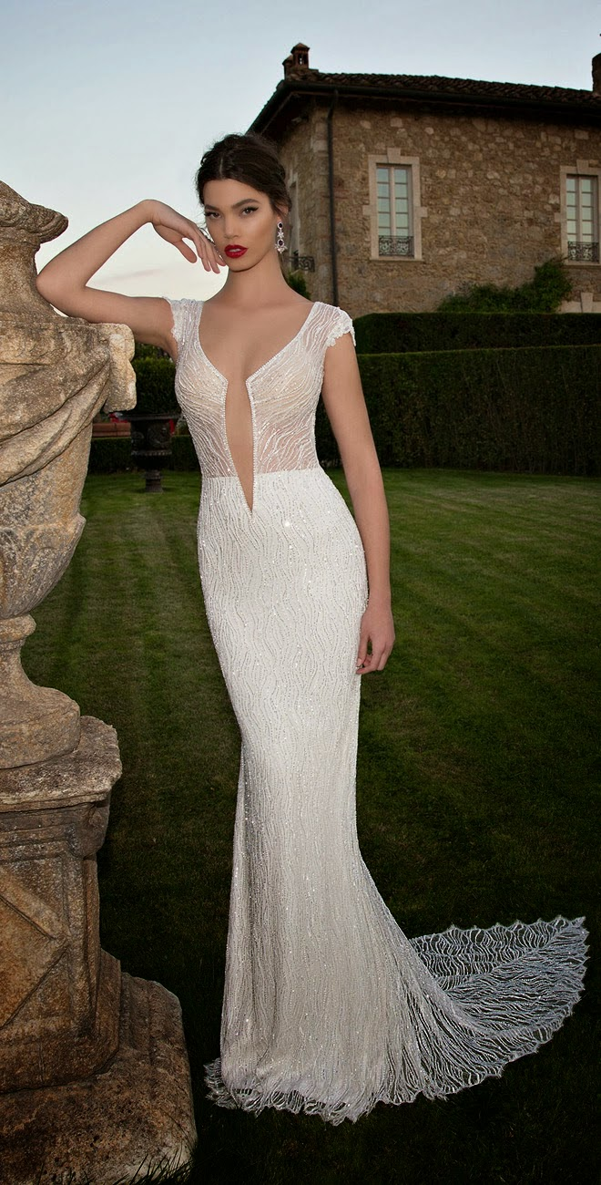 Les belles robes de mariée de Berta (collection 2015)