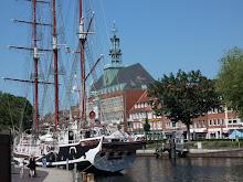 am alten Delft in Emden