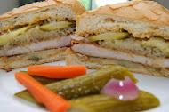 German Schnitzel Sandwiches