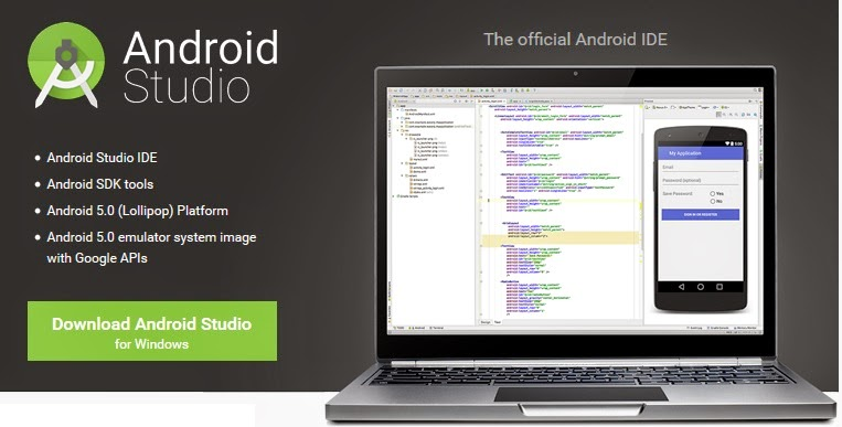 Android Studio Import Projects