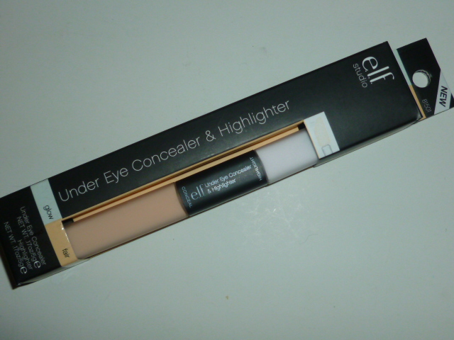 Beauty Parfait: Review: E.L.F. Under Eye Concealer & Highlighter