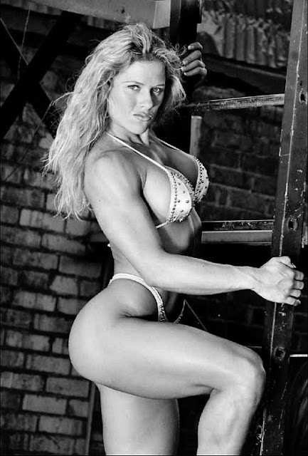 Monica Brant-Fitness