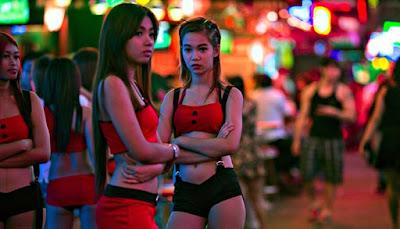 Lima Negara Maju Dengan Kegiatan Prostitusi Paling Parah di Dunia