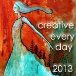 Creative Every Day Challenge - Sign up!