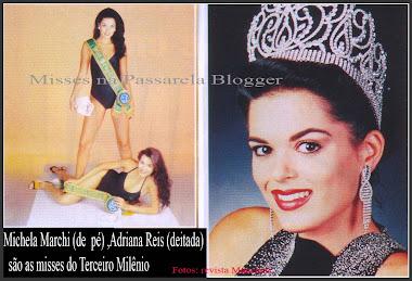 MISS BRASIL 1998 - VERSÃO UNIVERSO