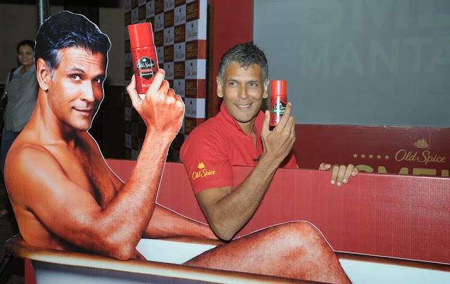 Ace marathon runner and supermodel Milind Soman