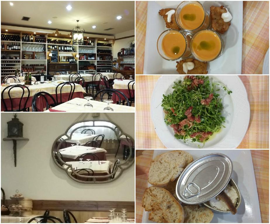 Casa de comidas Amador (Fresnedillas de la Oliva)
