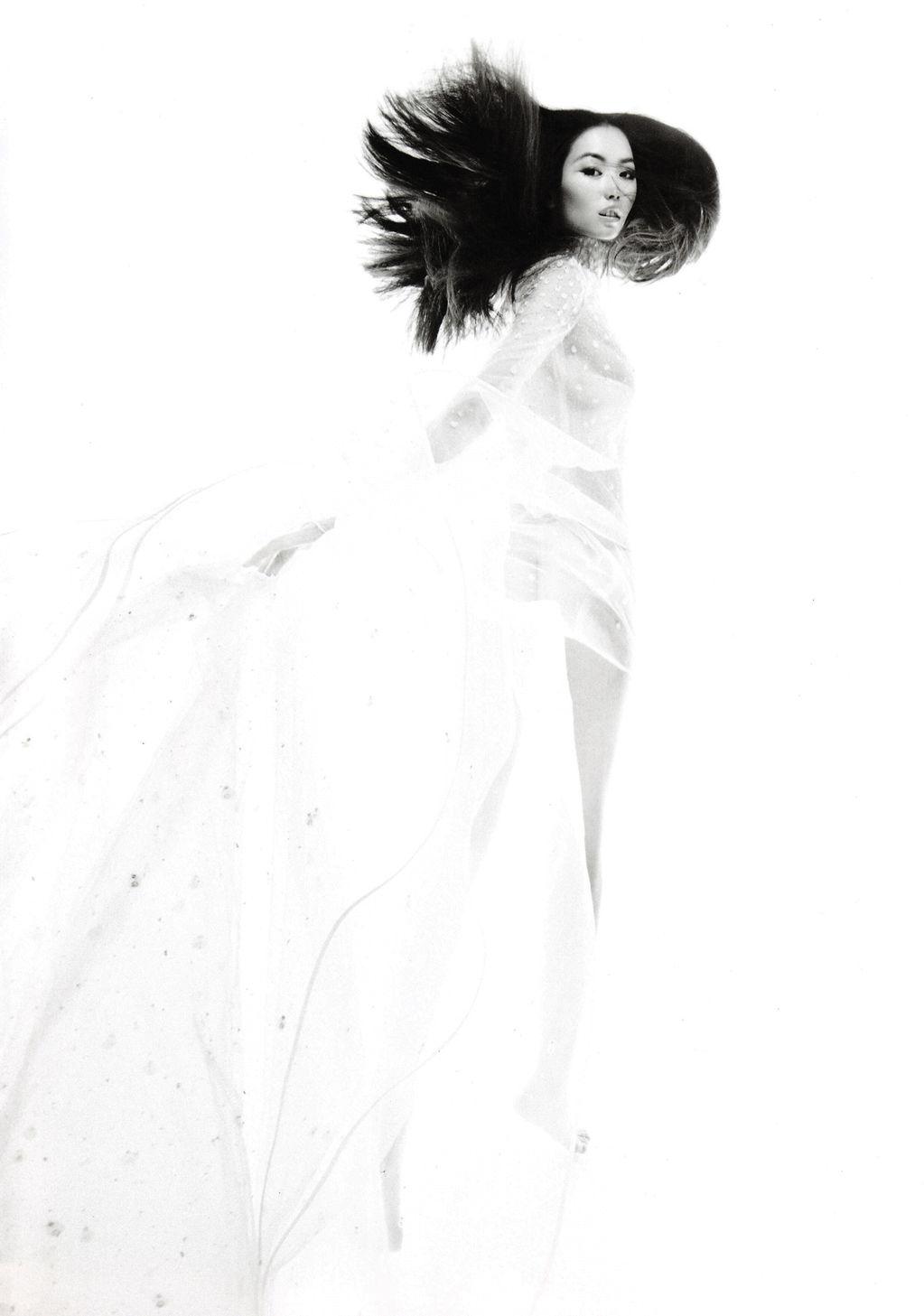 Numero #1 China September 2010 (photography: Tiziano Magni; styling: Joseph Carle)