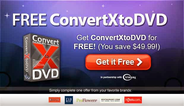 برنامج ConvertXtoDVD 5.2.0.50