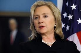 هيلارى كلينتون تعلن ترشحها للانتخابات الرئاسية الأمريكية عن الديمقراطيين التى ستجرى فى 2016