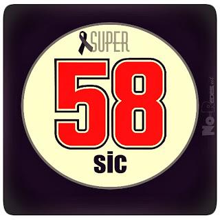 Homenaje a Marco Simoncelli, SIC. 23 de octubre
