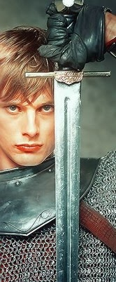 Bradley James - Hot from Camelot