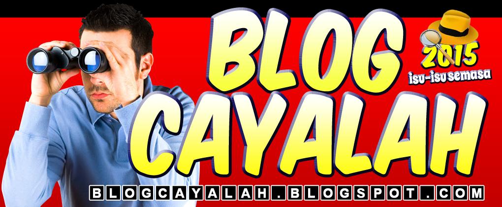 Blog Cayalah