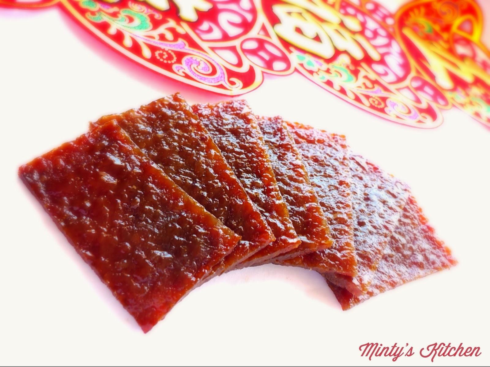Loong Yook, pork jerky