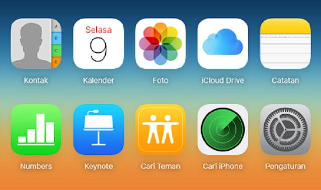Cara Menggunakan find My iPhone