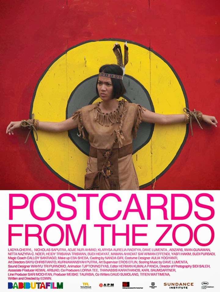 Ver Postcards From The Zoo Online