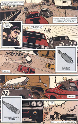 Hawkeye #3 [Hawkeye: My Life as a Weapon]