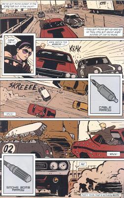 Hawkeye #3 [Hawkeye: My Life as a Weapon]