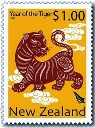 after doing my last chinese new year post they suggested i should do another two at the moment there are only two signs left where nz post has released two - Chinese New Year 1998