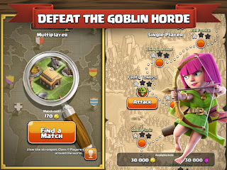 Clash of Clans v7.156.1 Apk Android