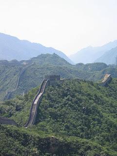 Великая Китайская стена. Фото 8