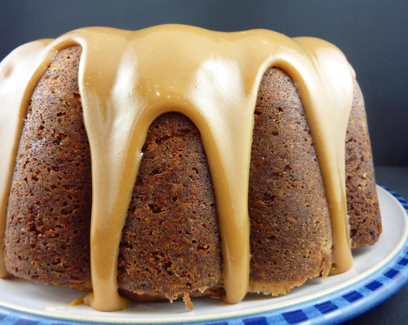 How To Make Brown Sugar Glaze For Pound Cake