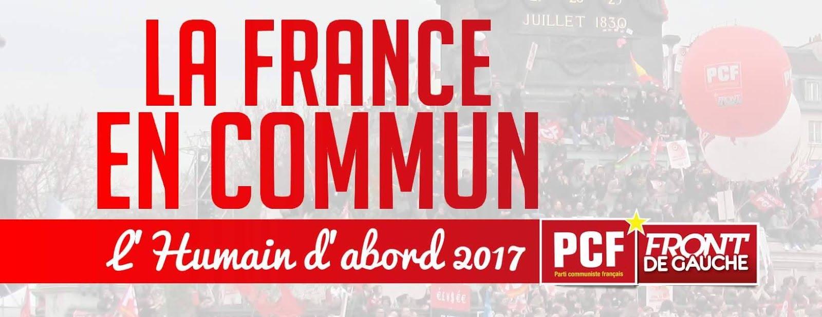 """Palestina Libération: """"tout le monde à voter au Parti communiste français"""""""