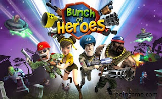 Download PC Games: Bunch of Heroes