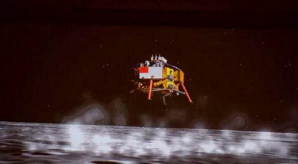 Ingin Menambang Bulan, Apakah China Mampu?