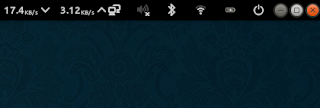 gnome shell window buttons