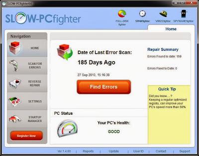 برنامج تسريع الكمبيوتر2014