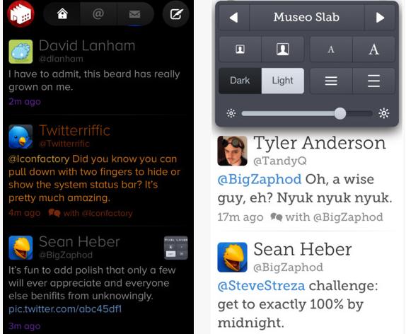 Best IOS 7 Twitter app