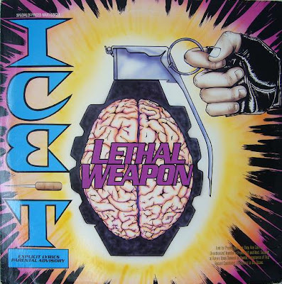 Ice-T – Lethal Weapon (VLS) (1989) (320 kbps)