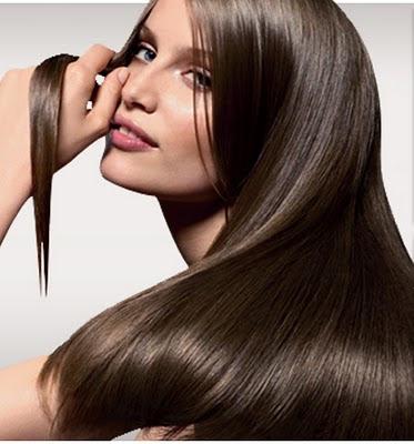 rambut tebal