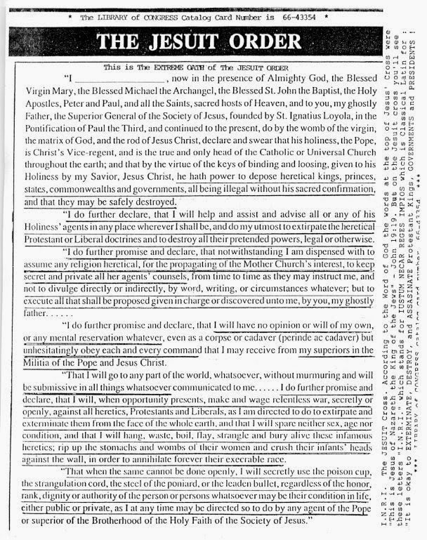 Le pouvoir occulte du Vatican, participation secrète avec les régimes totalitaires. - Page 8 A1jesuit_oath