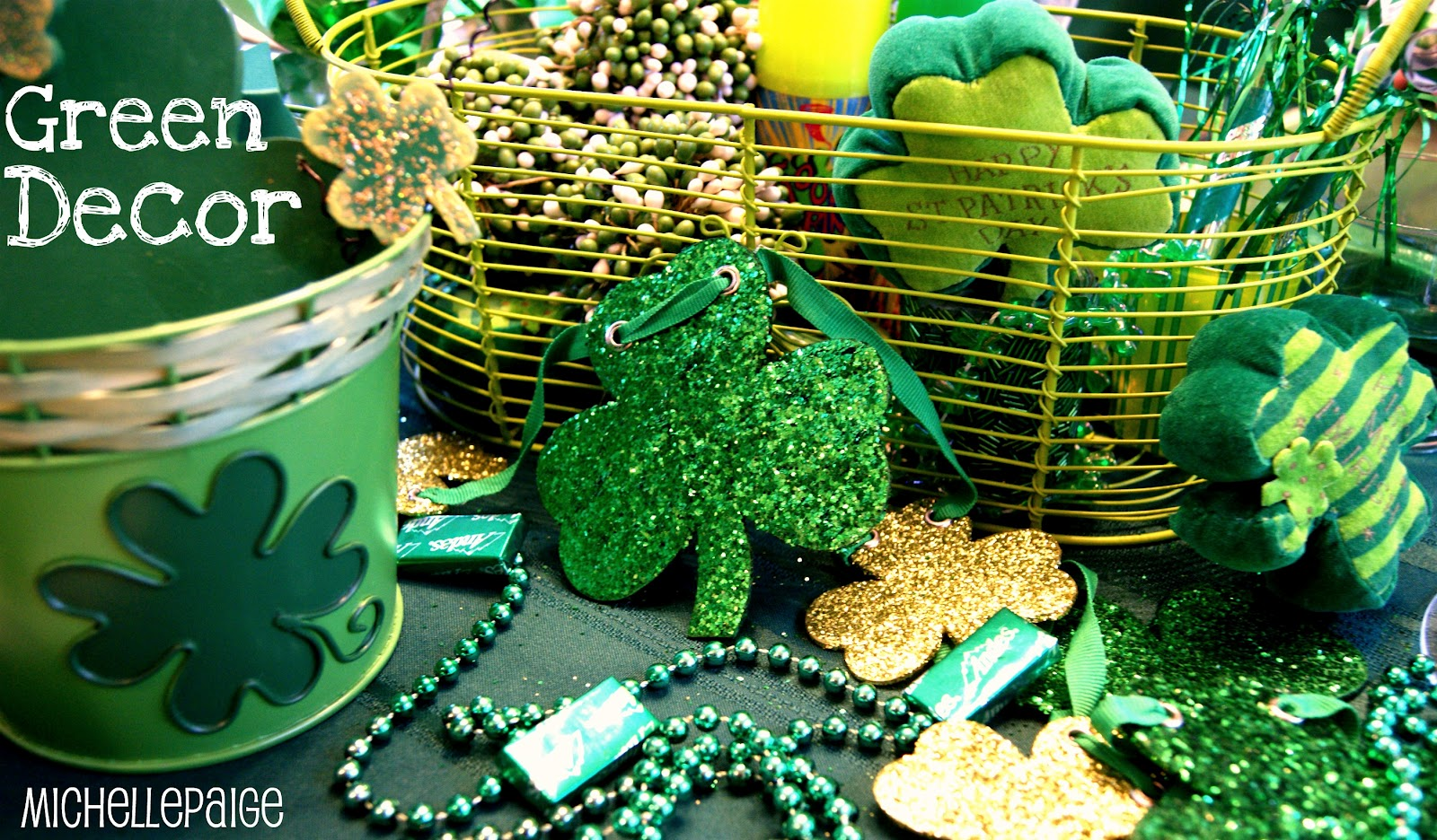 Michelle paige blogs st patrick 39 s day breakfast for St patricks day home decorations