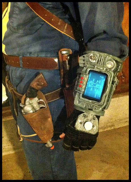 World Of Technology Happy Fallout O Ween Costume And