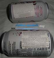 Băutură răcoritoare carbogazoasă cu arome și îndulcitori