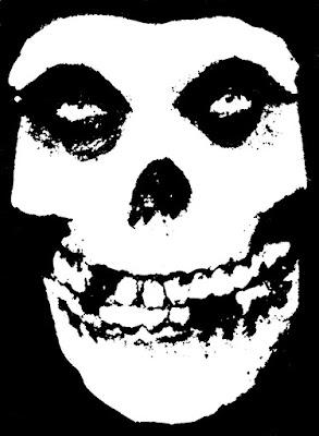 misfits skull face