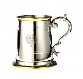 Oxford Pewter Tankard Pint