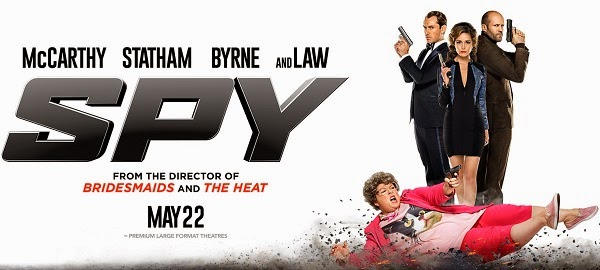 Film Spy 2015 Bioskop